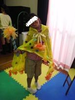 児童センターでのお祭り 変身2ブログ用