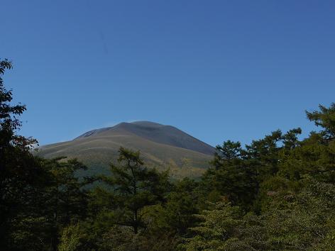 浅間山10.11