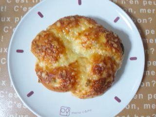 higubagel・枝豆チーズ