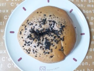 tecona・紫芋