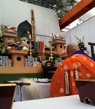京橋駅慰霊祭