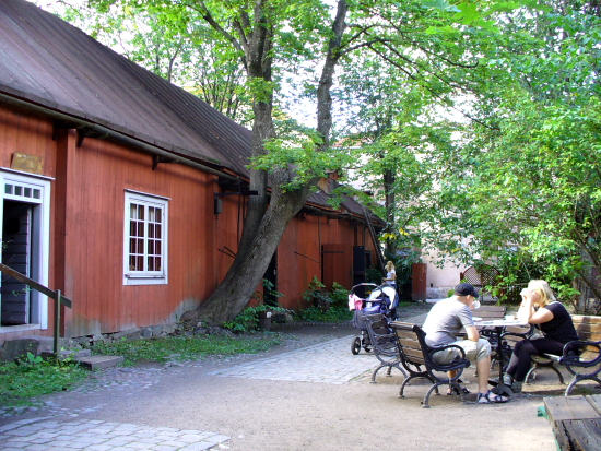 フィンランド カフェ