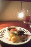誕生日ディナー3