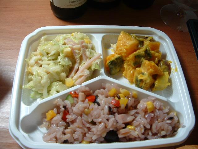 酒井先生のお惣菜 H22.09.23 008