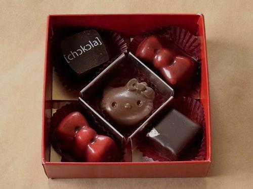 ハローキティ ショコラ
