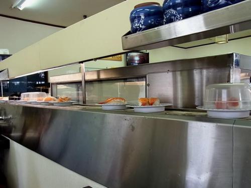 寿司レーン