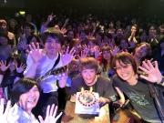 川西さん誕生日で