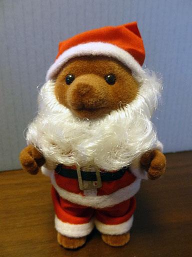 クリスマス クマ