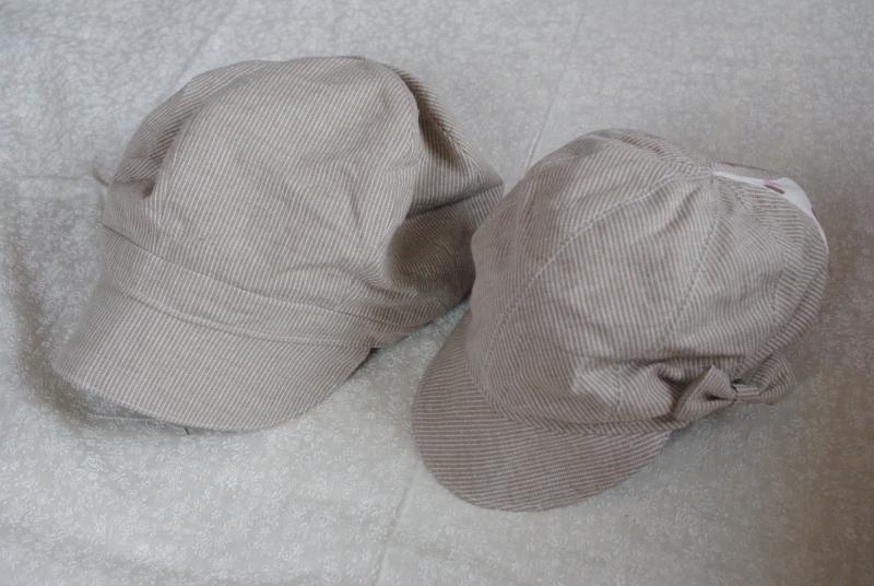 greenちゃんからの贈り物♪帽子①