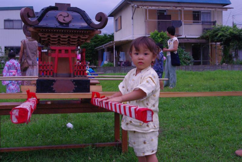 ガーコの夏祭り☆