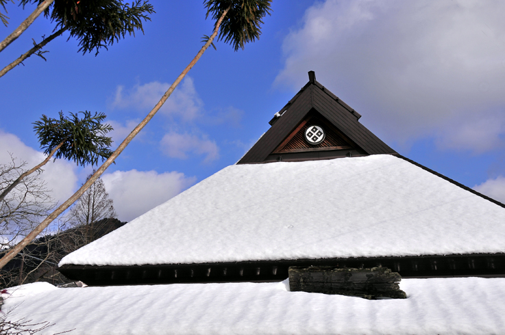 雪の大原2