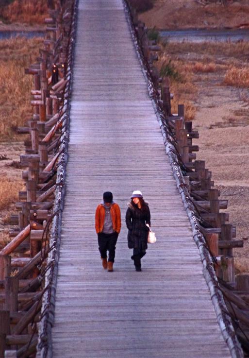 黄昏流れ橋2