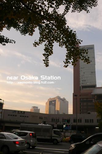 大阪駅付近