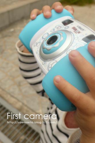 はじめてのカメラ vtech kidizoom camera