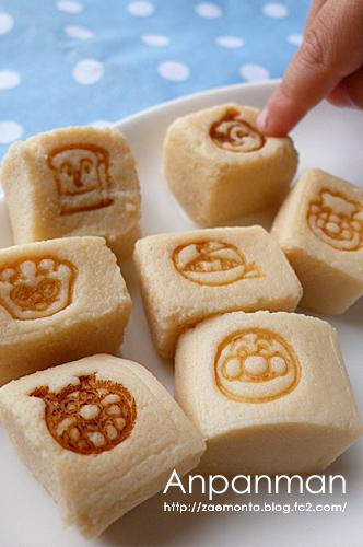 アンパンマン高野豆腐