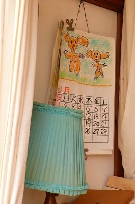 メイちゃんのカレンダー