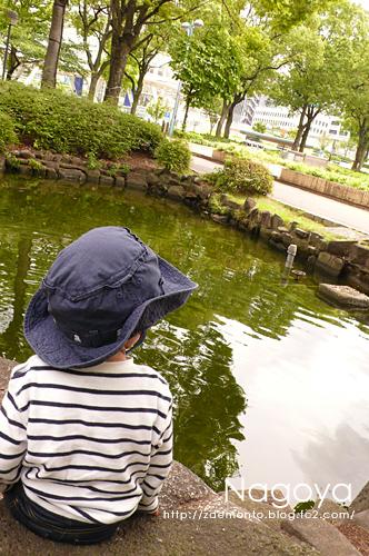名古屋セントラルパークにて