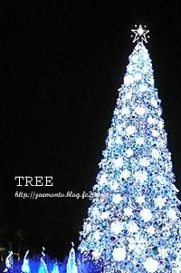 クリスマスツリー USJ