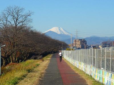 富士山望むCR