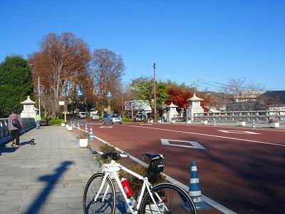 参道への橋その2