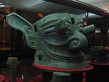 E38395E382A1E382A4E383AB:Masque-de-bronze-Sanxingdui