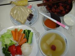 平成23年10月明けの食事3