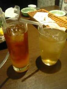 柚茶、コーン茶