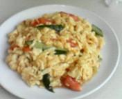 トマトと卵