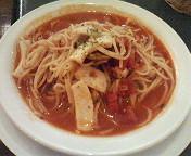 パスタ トマト