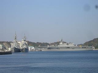 海上自衛隊イージス艦