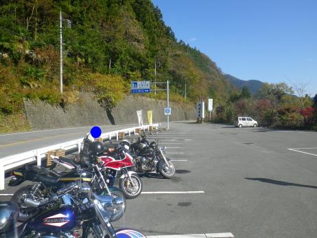 2013上野村ツーリング