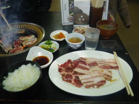 上野村 焼肉センター トリプル