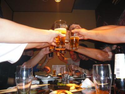 乾杯P1000982