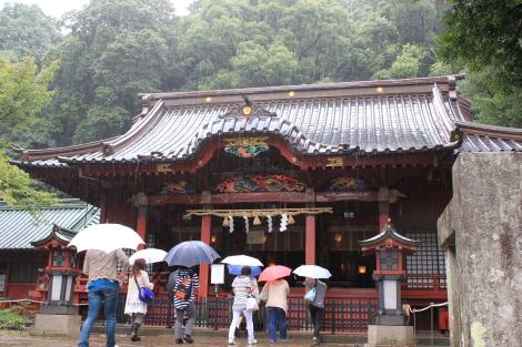 伊豆山神社③