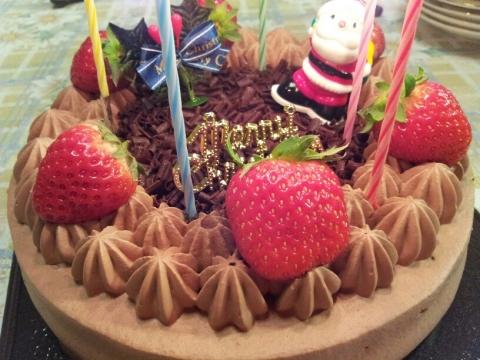 ヤマザキ クリスマスケーキ 2014