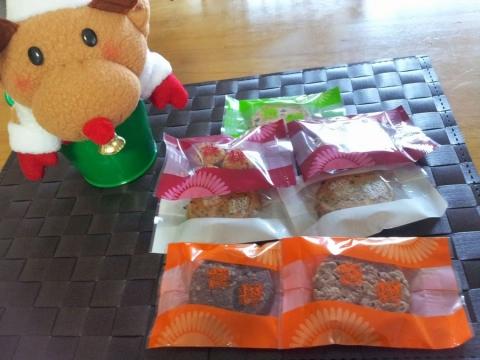ケンテルクリスマスクッキー (1)
