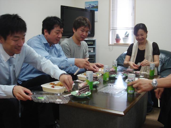9月の昼食会