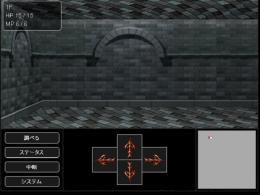 3DダンジョンRPG 「セフィロティックタワー」