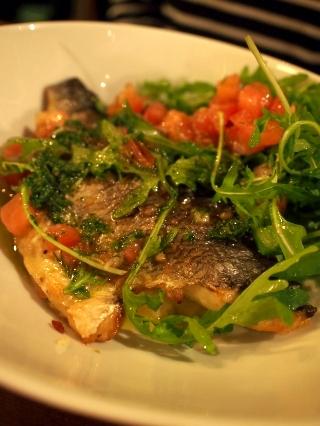ラルヴィ 魚料理