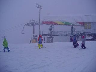 鷲ヶ岳スキー場1