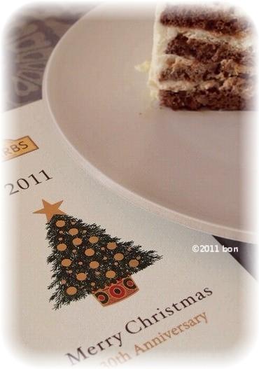 HARBSブラックandホワイトチョコレートケーキ (13)