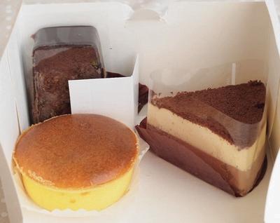 なかたに亭(ケーキ