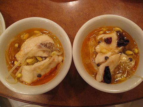 6真鯛の山椒オイル煮込み2