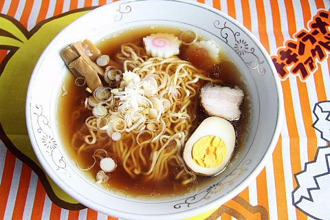 正麺&ラ王7