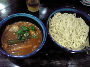 ○丈 カレーつけ麺