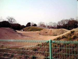 大泉緑地 2012 サイクルどろんこ広場