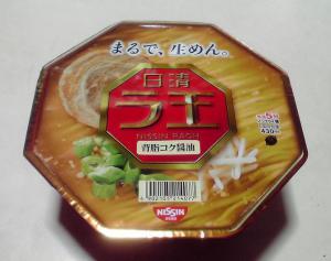 ラ王 背脂コク醤油