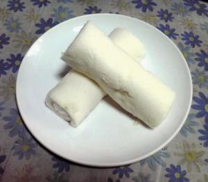 ロールちゃん 白いクリーム