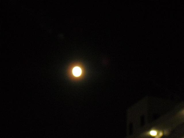 今年最後の満月~ふたご座の満月です~