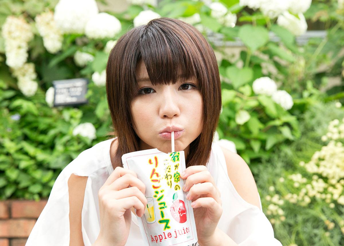 【No.12101】 飲む / 葵こはる